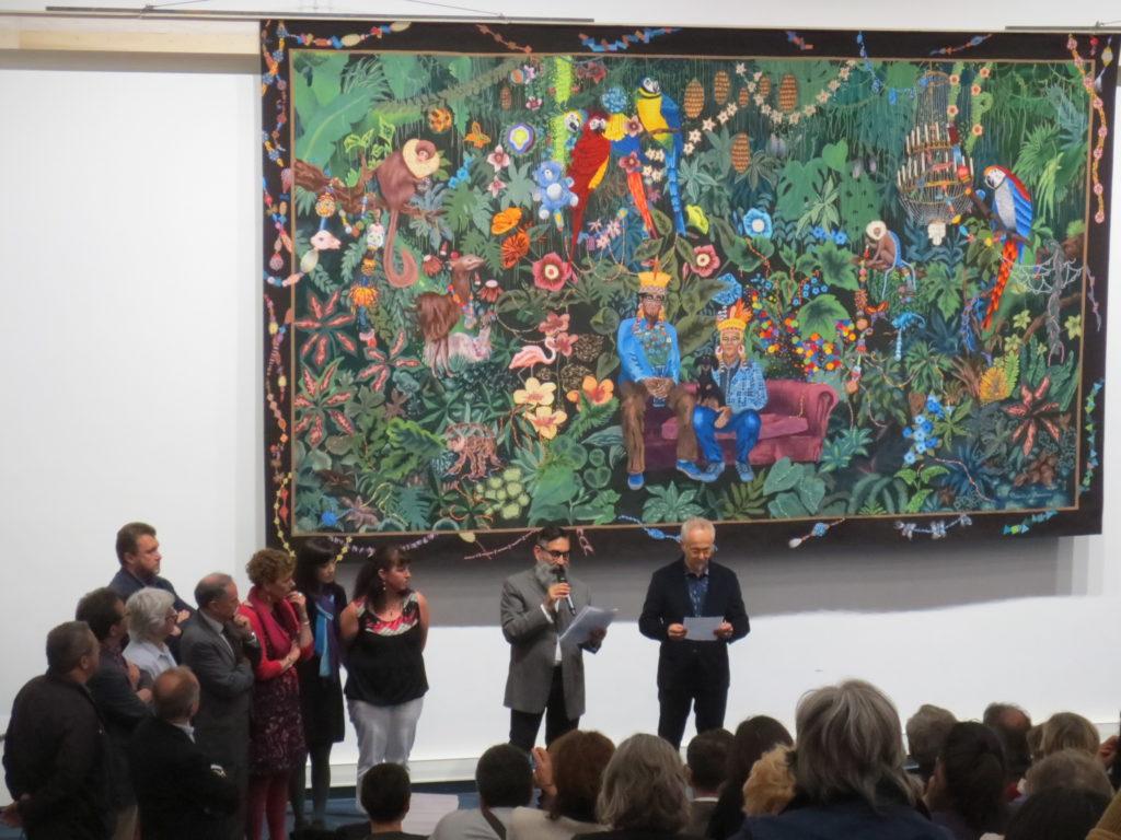 Appel à projet 2013  2 ème prix -Les nouvelles verdures-  de Léo Chiachio &Daniel Giannon