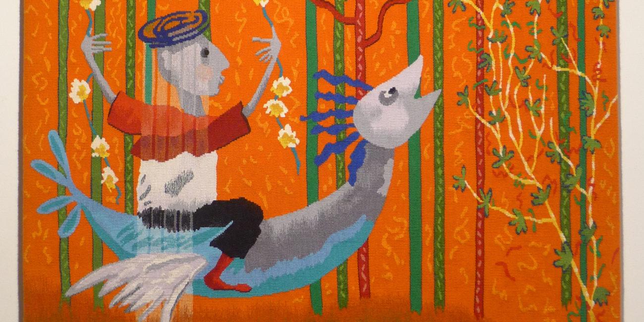 """La joie de vivre"""" de l'artiste Danielle Le Bricquir"""