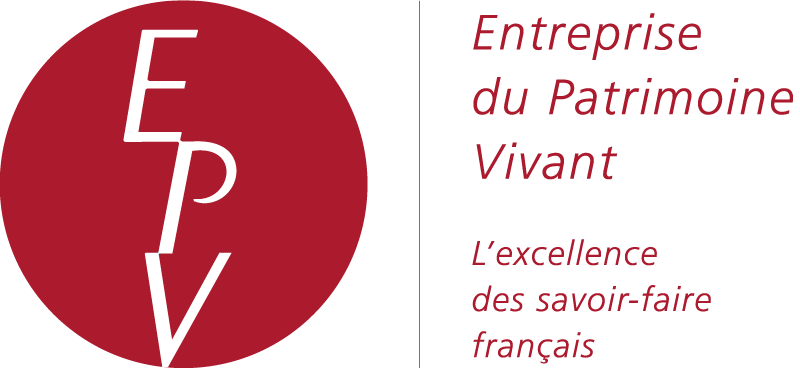 Logo EPV - entreprise du patrimoine vivant