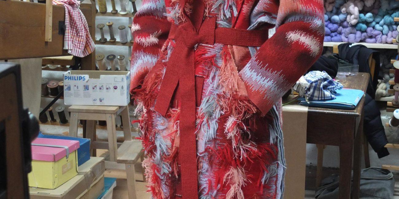 Le manteau de Capucine Bonneterre